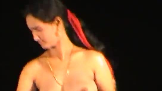 Arab sexy girl naked in atm room