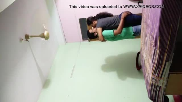 Indian college girl romance with tenant