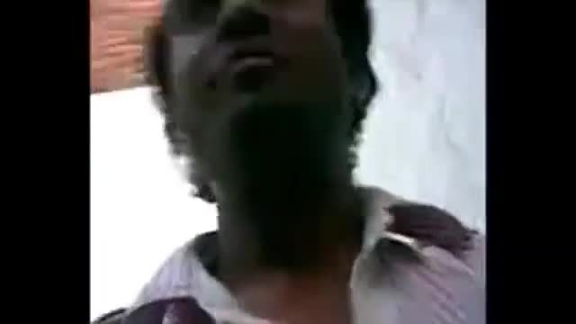 Indian guy fucking tight indian pussy outdoor