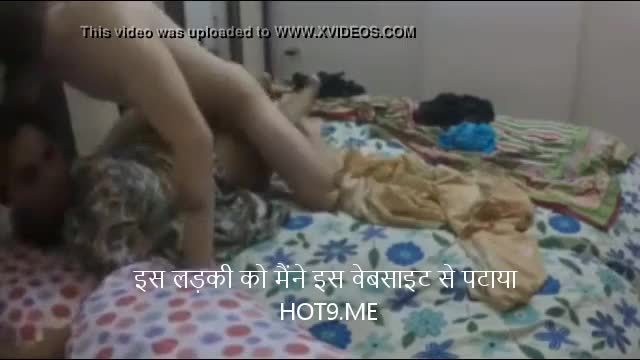 Indian sex scandal sexy maid fucked by owner
