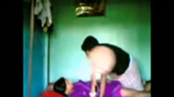 Wild sex with village bhabhi at night