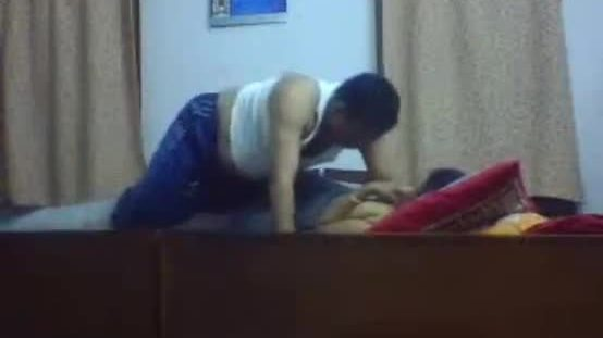 Desi indian aunty mms with hubby