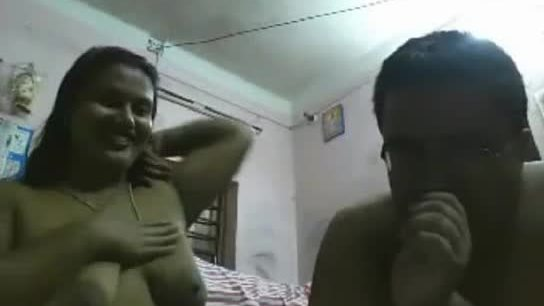 Indian bhabhi fingering her cunt and butt