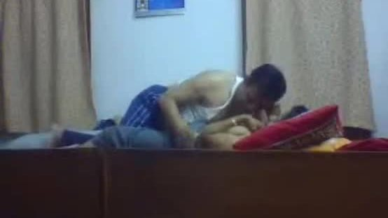 Desi aunty fucking with hubby