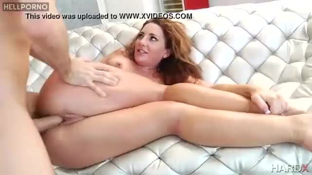 Hot aunty exposing the cum in her butt